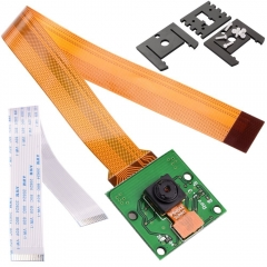 Kuman 5 Megapixels 1080p HD Sensor & OV5647 Mini Camera for Raspberry Pi Model A/B/B+, Pi 2 3 SC09